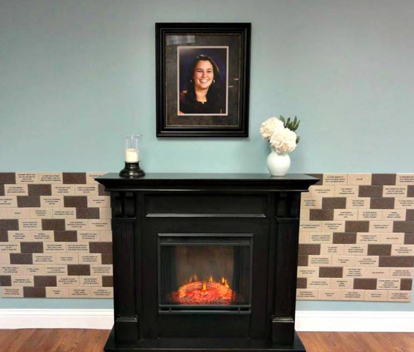 Katie's Hearth Photo